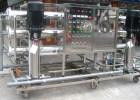 二级反渗透1T/H二级反渗透纯水机 纯净水反渗透设备 反渗透