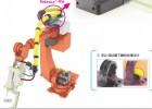 ABB管线包韩国CPS机器人管线包KUKA机器人管线包