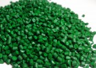 山東綠色人造草坪絲專用色母粒 載體PP、PE