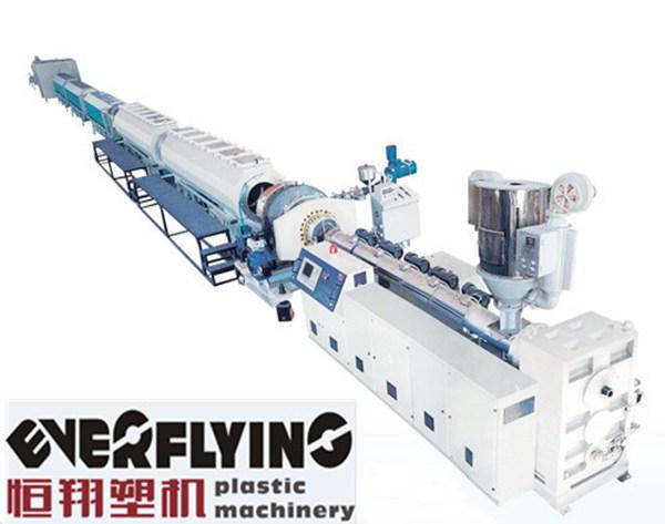 山东PE管材挤出生产线厂家