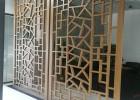 雕花铝窗花隔断铝屏风