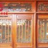 泸州仿古门窗厂,瑞森仿古隔断门窗门头定制厂家