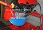 120mm切深无尘高效切割专家DK6814地矿台式岩芯切割机