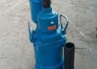 商家吐血推荐QYW叶片式风动排污排沙潜水泵