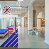 趣味十足的创意办公室装修设计,打造休闲风情的办公环境