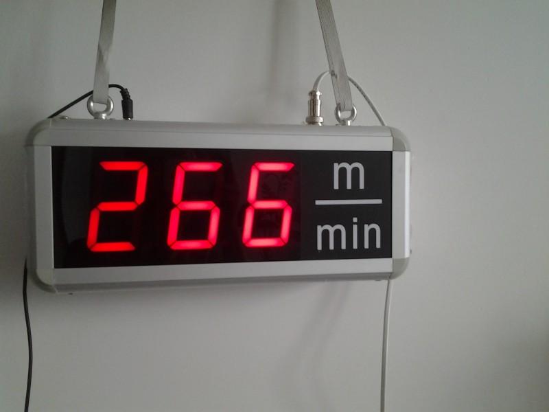 印染机械布速表