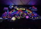 六安市灯光展展览厂家制作观赏性强全新灯光艺术极具观赏性