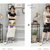 朗文斯汀夏季新款折扣女装厂家直销找广州明浩