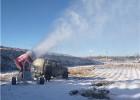 高温造雪机设备厂家 滑雪场多用途制雪机价格