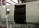 现货一台日本大隈LC40双刀架数控车床,可试机看货