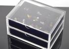 亚克力珠宝盒子 有机玻璃盒子