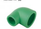 热销静音同层排水PPR静音管厂家 PPR90°异径 弯头