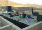 农村污水一体化处理工程
