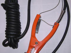 SP-E4型一体式静电接地释放器 防爆型静电接地报警器