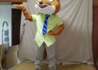 卡通人偶服装批发科尼兔子卡通人偶服饰