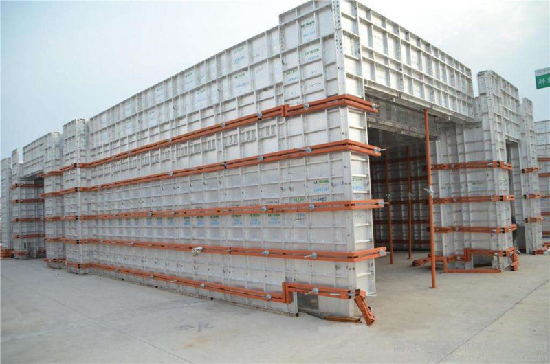 江西新型建筑铝合金模板厂家鼎城铝模