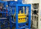 厂家直销全自动液压水泥砌块砖机 多功能面包透水制砖机