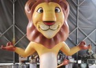 玻璃钢狮子