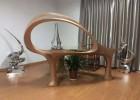 不锈钢景观桌