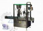 ZHG-50B全自动膏霜灌装旋盖机