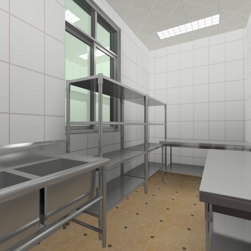 山西商用厨房设计厂家,商用厨房设备采购选择厨具营行
