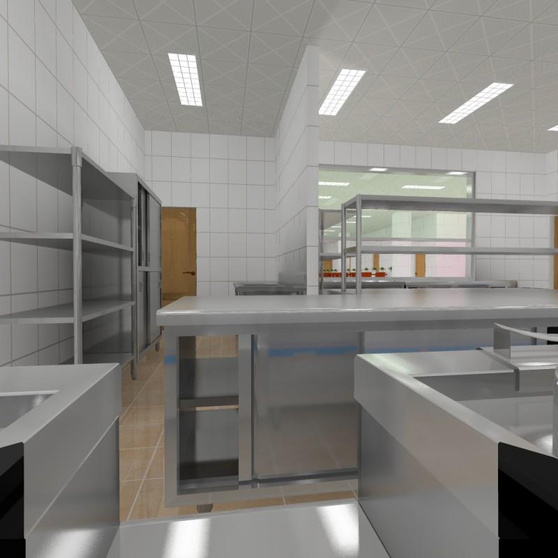 山西学校商用厨房设备,山西商用厨房设备选择厨具营行