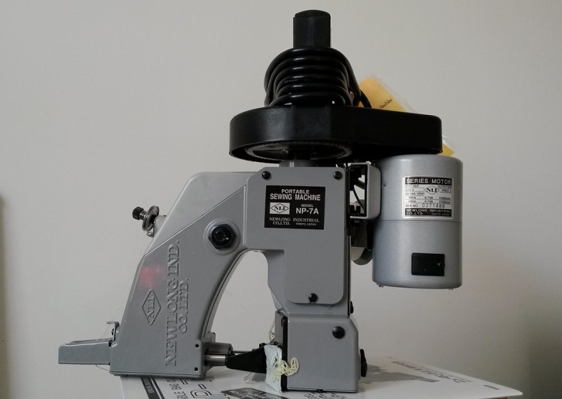 NEWLONG 纽朗 NLI原装进口NP-7A缝包机