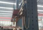转让二手齐一机8米双柱立式车床