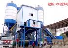 建新机械告知提高商品混凝土搅拌站生产效率的途径