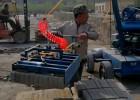 砖厂垛砖机 标砖电动抱砖机