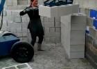 电动型免烧砖收砖机