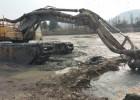 大功率双叶轮搅吸泥浆泵 挖掘机液压驱动砂浆泵 江淮泵业