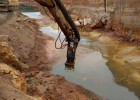 大型船用液压搅拌排浆泵 环保治理专用抓机灰浆泵定制定做