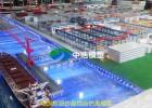 物流枢纽沙盘综合仿真模型,港口货运沙盘模型,集装箱船模型