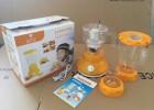 新款多功能料理機,三個杯榨汁機攪拌研磨一體機