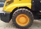 单钢轮振动压路机厂家单钢轮压路机  中型液压振动压路机价格