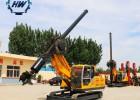 地基桥梁灌桩成孔钻机 专业打土履带旋挖机 挖机改装旋挖机