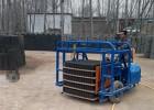 电瓶叉砖车价格 水泥砖电动叉砖车