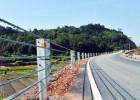 云南昆明景区公路缆索护栏生产安装厂家