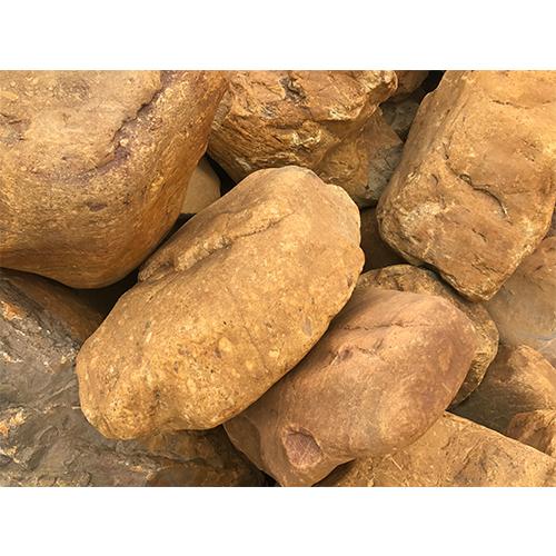 铜陵黄蜡石原石批发