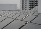 广西工厂员工宿舍用太阳能和空气能热泵