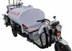 新能源洒水车 小型电动洒水车 建筑工地小区物业降尘除尘环保