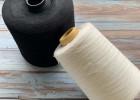 國產人棉紗30支、R30s--YBFZ
