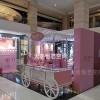 珠宝品牌商场活动展台搭建工厂