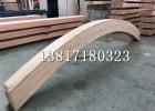 结构胶合木 胶合木直梁 弯曲梁 异型梁柱