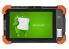 加固計算機安卓6.0支持前置虹膜識別NFC指紋三防平板電腦