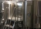 北京自酿鲜啤设备生产厂家啤酒设备免费安装供应酿酒技术原料