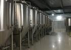 小型酒店啤酒生产机械,自酿啤酒设备,啤酒厂生产设备