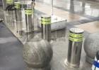湖北路桩 液压升降柱路桩 不锈钢液压一体式升降柱 防撞挡车器