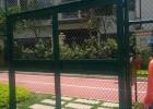 广西球场围网材料安装施工 找康奇体育工程厂家